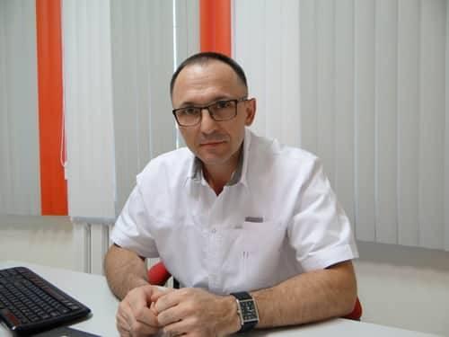 Лобкарев Р.В, уролог